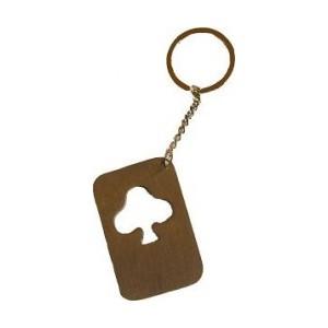 Přívěsek na klíče, kov