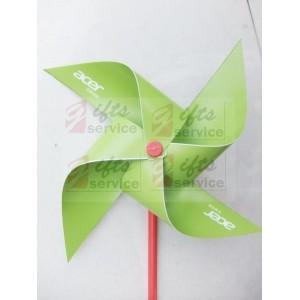 Reklamní plastový větrník