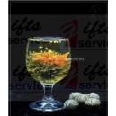 Květinové čaje vonokvětka a lilie zakázková výroba