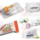Propagační mentolové bonbóny potištěné