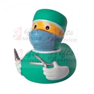 Promo kachničky s potiskem profese chirurg