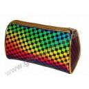 3D pattern lady pouch