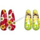 3D EVA slipper