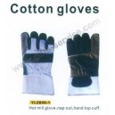 Hot Mill Cotton Gloves