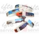 Reklamní silikonový náramek s fotografií