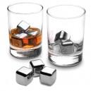 ocelove kovove ledove kostky pro opakované použití