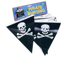 personalised bunting flag
