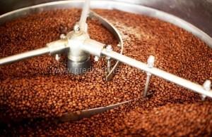čerstvá pražená káva jako reklamní dárek