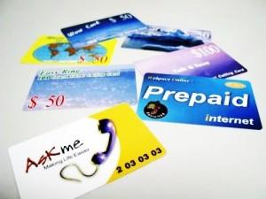 Plastové karty dodavatel