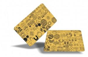 Reklamní plastové karty na zakázku