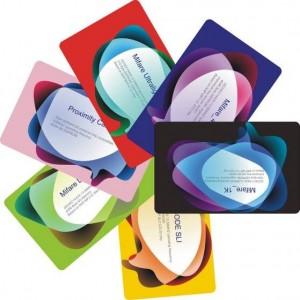 Plastové karty na zakázku