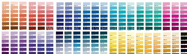 3D samolepky na zakázku z barevné fólie