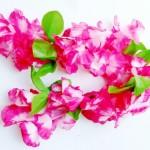 Hawaii věnce růžové velkoobchod