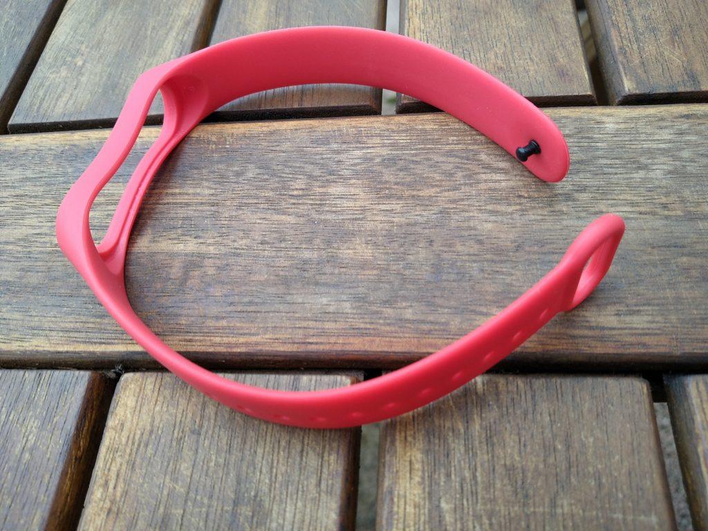 silikonový pásek na zakázku pro chytré hodinky xiaomi