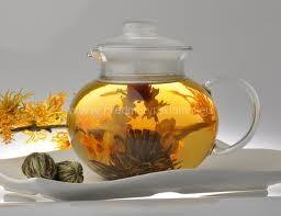 Kvetoucí čaje na zakázku jako reklamní předmět