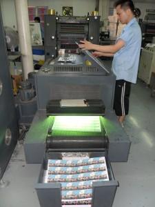 PVC karty zakázková výroba u výrobce
