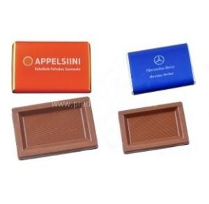 Reklamní čokoládička na zakázku