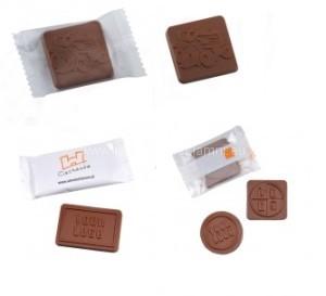 Reklamní čokoládky s logem