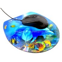 Reklamní 3D lentikulární podložky pod myš