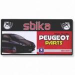 Reklamní magnety na auto od výrobce