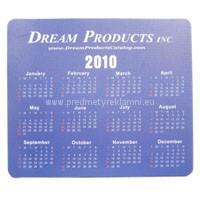 Reklamní podložky s kalendářem