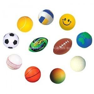 Antistresové míčky dodavatel