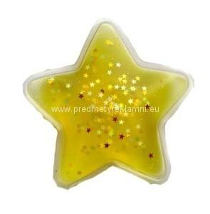hřejivé polštářky s hvězdičkami v tekutině výrobce