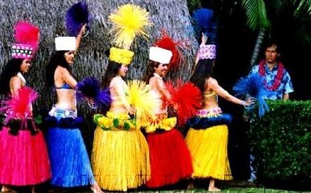 hawaiské kostými na zakázku