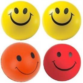 Antistresové míčky Smile výrobce