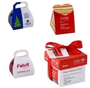 papírové krabičky s potiskem na sladkosti výrobce