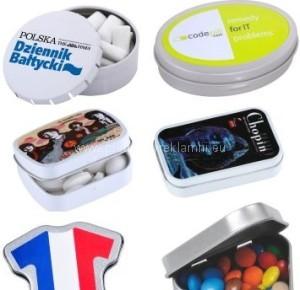 plechové krabičky na sladkosti zakázková výroba