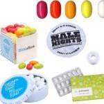 reklamní žvýkačky, pastilky zakázková výroba