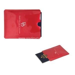 reklamní bezpečnostní pouzdra na biometrické pasy