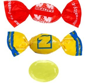 reklamní bonbóny 3g dodavatel
