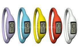 reklamní silikonové hodinky na zakázku