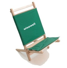 reklamní skládací plážové sedátko na zakázku