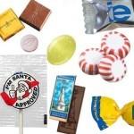 reklamní sladkosti výrobce