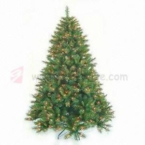 umělé vánoční stromečky s osvětlením od výrobce