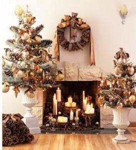 vánoční dekorace od výrobce - výzdoba