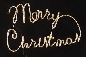 vánoční osvětlení nápisy - led kabel od výrobce