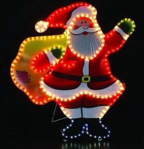 vánoční osvětlení postavičky přímo od výrobce