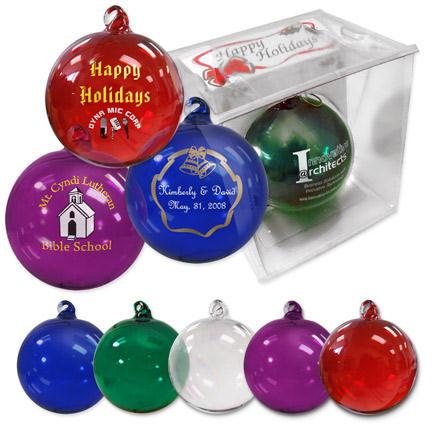 vánoční ozdoboy kouličky na zakázku