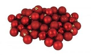 vánoční ozdoby kouličky zakázková výroba