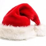 vánoční reklama - vánoční čepice na zakázku