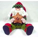 vánoční reklama - vánoční figurky - otec vánoc